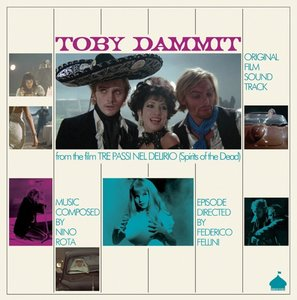 Frederico Fellini's Toby Dammit (Limited Edition)
