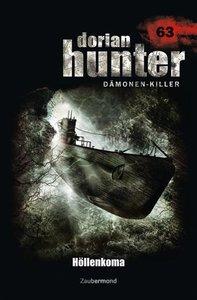 Dorian Hunter 63. Höllenkoma