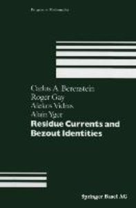 Residue Currents and Bezout Identities