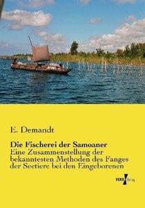 Die Fischerei der Samoaner