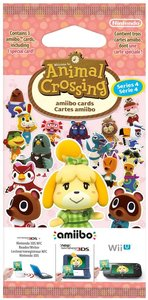 Amiibo Karten - Animal Crossing: Happy Home Designer (3er Pack)