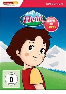 Heidi Spielfilm-Box