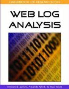 Handbook of Research on Web Log Analysis