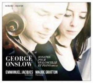 Sonaten Für Cello & Klavier