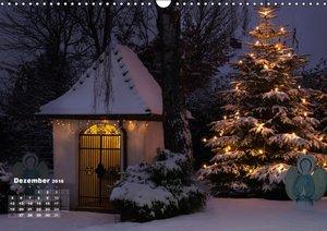 Ruhepole (Wandkalender 2016 DIN A3 quer)
