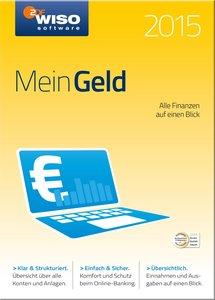 WISO Mein Geld 2015 Standard - Alle Finanzen auf eine Blick