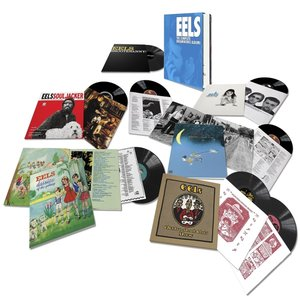 The Complete Dreamworks Albums (Limited 8-LP-Box)?