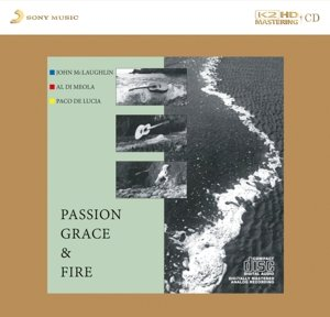 Passion Grace & Fire-K2HDCD