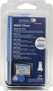 RONOL Navi-Clean, 50ml Spezial-Reiniger + 1 Vileda Professional