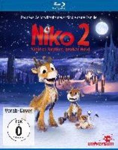 Niko 2-Kleines Rentier,großer Held 3D/2D BD