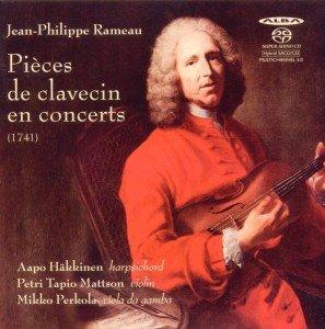 Pieces De Clavecin En Concerts (1741)