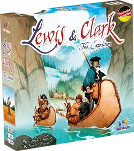 Heidelberger HE567 - Lewis und Clark, deutsche Version