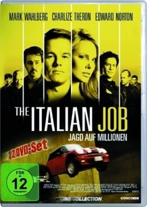 The Italian Job-Jagd auf Millionen (DVD)