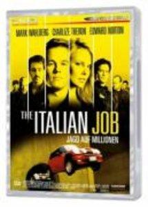 The Italian Job-Jagd auf Millionen (DVD)