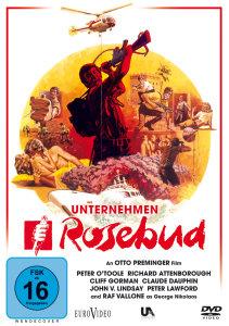 Unternehmen Rosebud (DVD)
