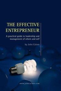 The Effective Entrepreneur