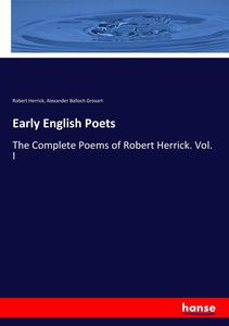 Early English Poets