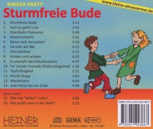 Kinder Party - Sturmfreie Bude