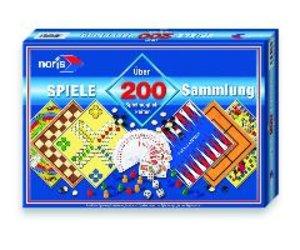 Spielesammlung 200 Spielmöglichkeiten