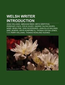 Welsh writer Introduction