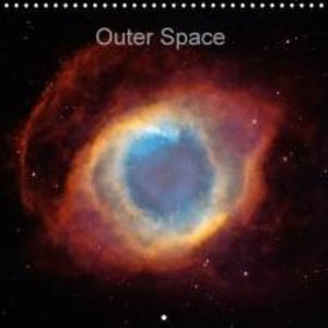 Outer Space (Wall Calendar 2015 300 × 300 mm Square)