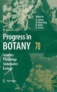 Progress in Botany / Volume 70