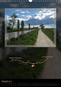Vossemer, S: Camino Frances