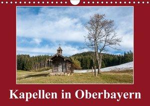 Kapellen in Oberbayern
