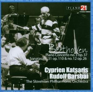 Klavierkonzert 3/Klaviersonaten 31+12