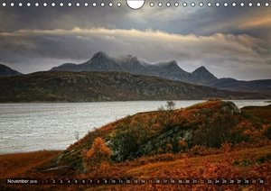 Fascinating Scotland / UK-Version (Wall Calendar 2015 DIN A4 Lan