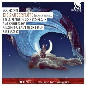 Die Zauberflöte Highlights (+Kat.2015)