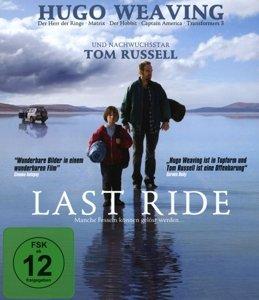 Last Ride (Blu-Ray)