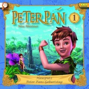 Peter Pan 01: Hausputz / Peter Pans Geburtstag