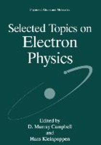 Selected Topics on Electron Physics