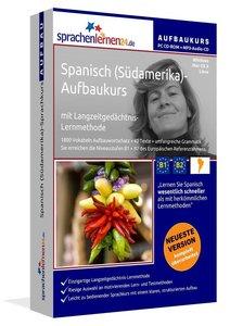 Sprachenlernen24.de Spanisch für Südamerika-Aufbau-Sprachkurs