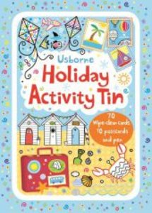 Holiday Activity Tin