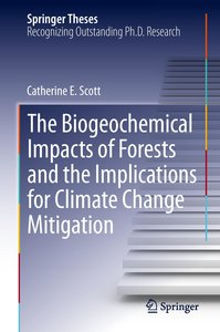 The Biogeochemical Impacts of Forests and the Implications for C