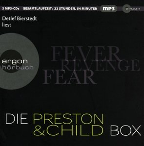 Die Preston & Child Box