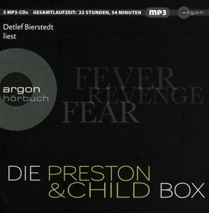 Die Preston & Child Box