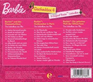Barbie - Geschenkbox 4
