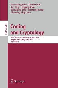 Coding and Cryptology
