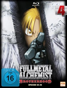 Fullmetal Alchemist: Brotherhood - Volume 4: Folge 25-32