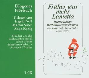 Früher war mehr Lametta. CD