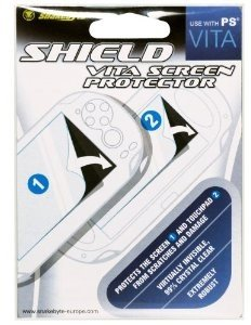 shield - Screen Protector für PV Vita
