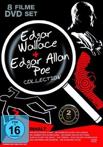 Edgar Wallace & Edgar Allan Poe Collection