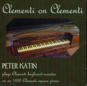Clementi On Clementi-Piano Sonatas