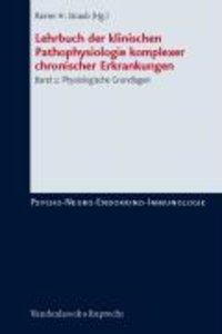 Lehrbuch der klinischen Pathophysiologie komplexer chronischer E