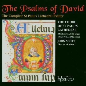 Die Psalmen Davids-St.Pauls Cathedral Psalter