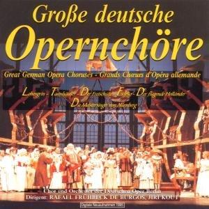 Opernchöre,Grosse Deutsche