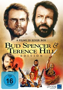 Bud Spencer & Terence Hill - 8 Filme Edition